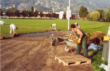 Sport centre in Tenero